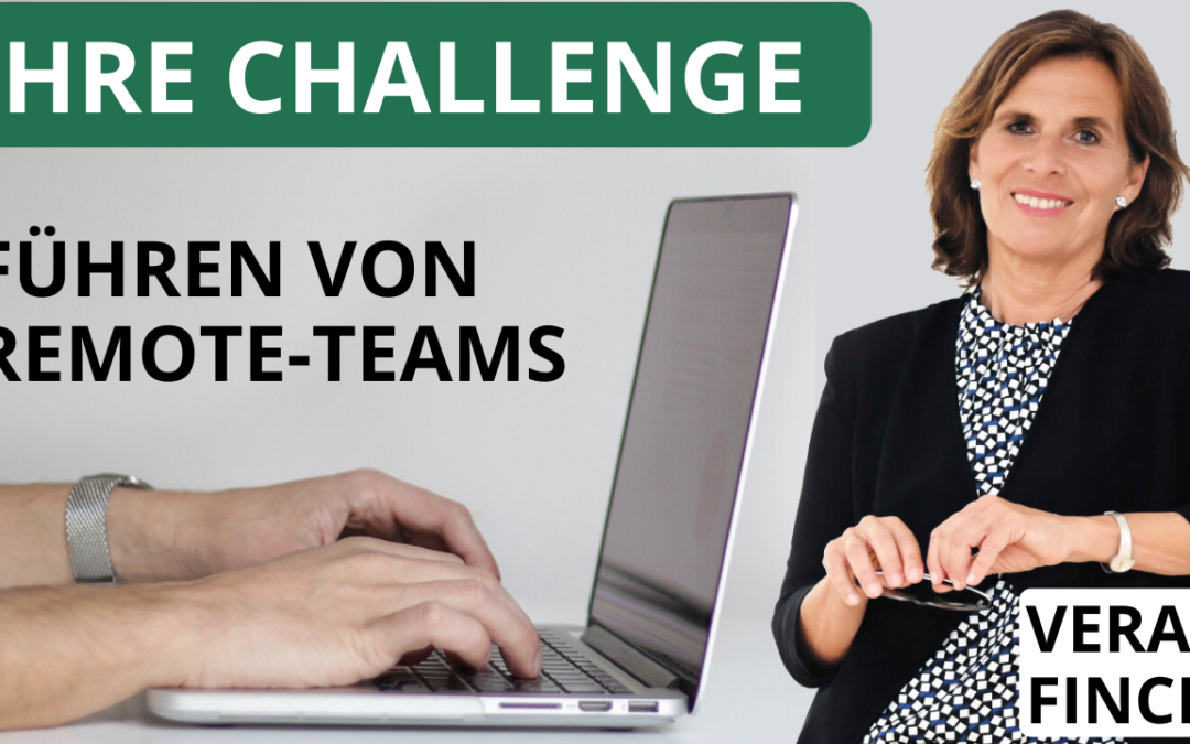 Bild - Challenge - Führen in Remote-Teams - Video